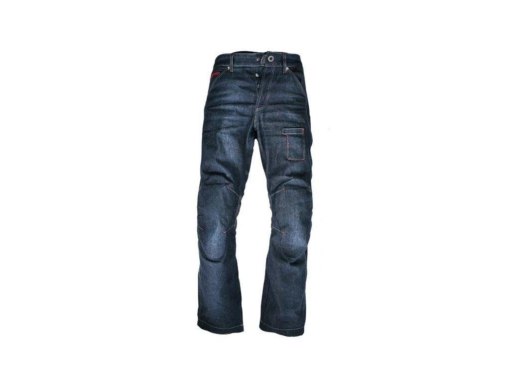 armalitové jeansy ESQUAD STRONG BLUE 2015