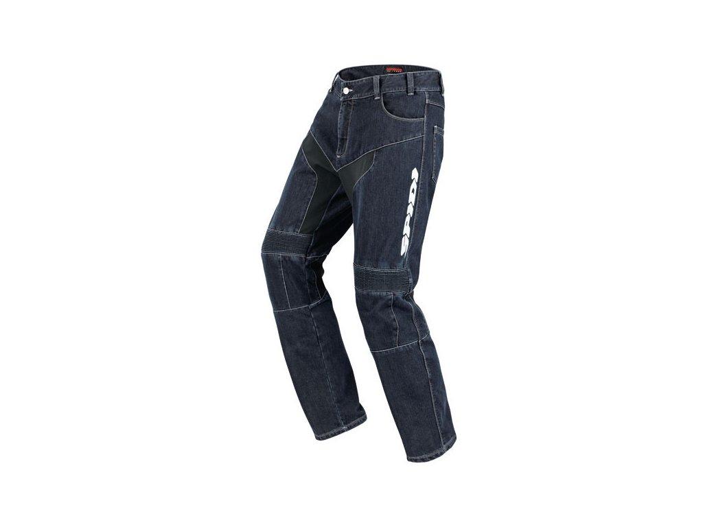kevlarové jeansy SPIDI FURIOUS DARK BLUE