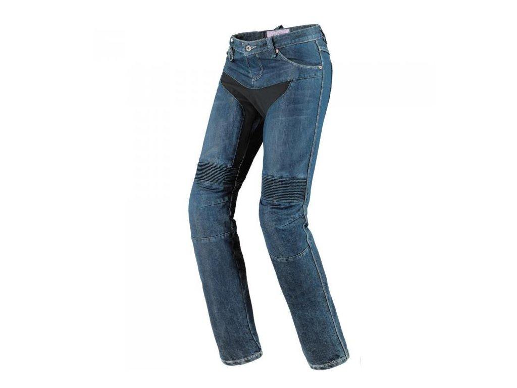 kevlarové jeansy SPIDI FURIOUS BLUE LADY