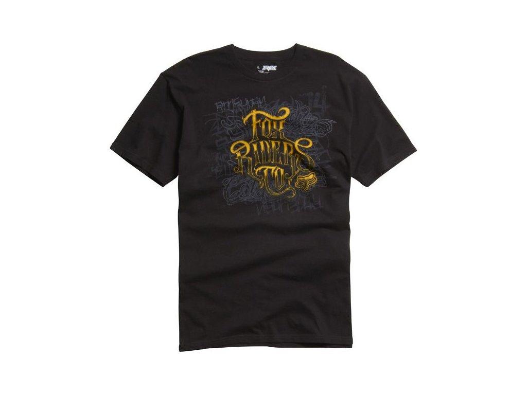 tričko FOX FEEDBACK