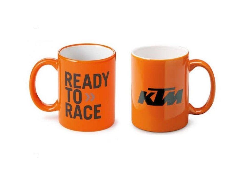 hrnek KTM MUG orange