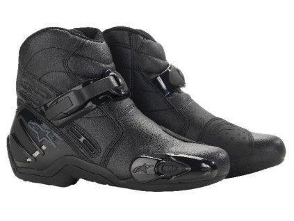 moto boty ALPINESTARS S-MX 2 BLACK
