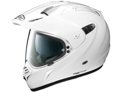 enduro přilba X-LITE GT X-551 Start white
