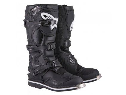 MX boty ALPINESTARS TECH 1 BLACK
