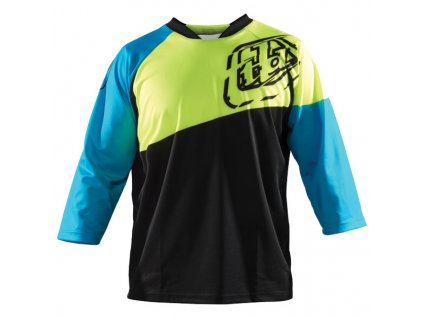 MX dres TROY LEE DESIGNS DRES RUCKUS FLUO
