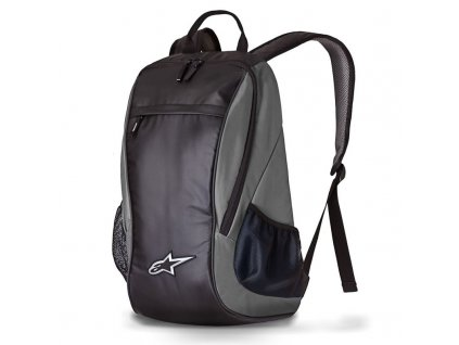 lite backpack black charcoal