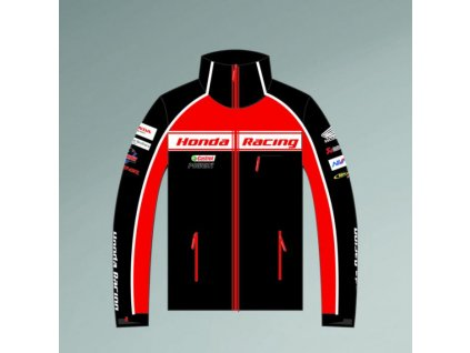 bunda HONDA SOFT SHELL BLACK