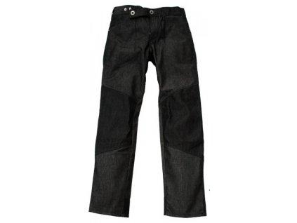 armalitové jeansy ESQUAD POLYNIUM BLACK
