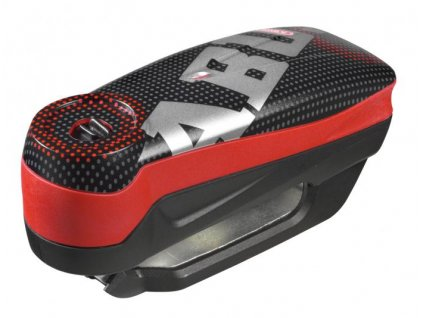 zámek ABUS DETECTO 7000 RS1 PIXEL RED