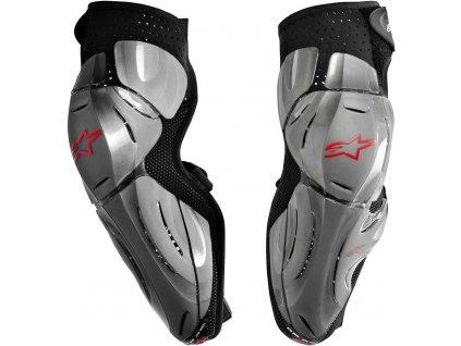 alpinestars bionic sx knee protector 6506312 746