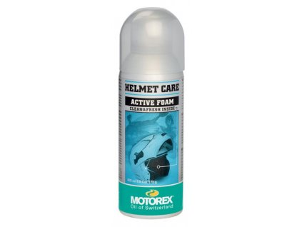 čistící pěna MOTOREX HELMET CARE