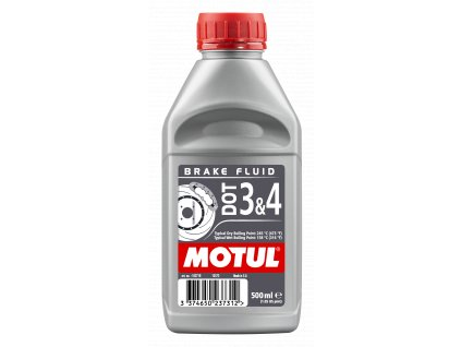 motul 102718 dot 3 4 brake fluid 500ml