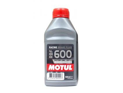 brzdova kapalina motul racing brake fluid 600 0 5l