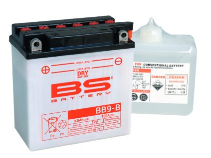 BS Battery BB9 B