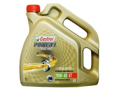 castrol power 1 racing 4t 10w 40 4l 793157