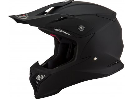 kyt skyhawk plain matt black (4)