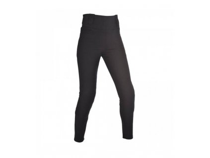kalhoty super leggings oxford damske leginy s kevlar podsivkou cerne