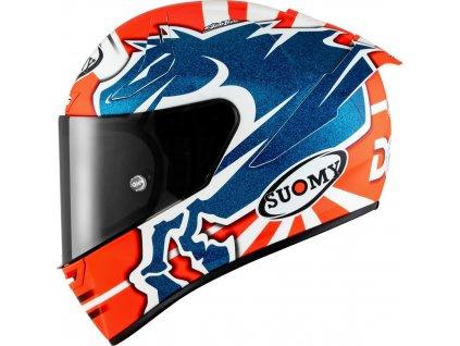 moto helma SUOMY SR-GP DOVI REPLICA 2019