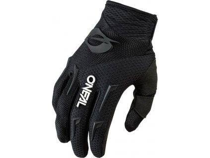 e031 716 damske rukavice o neal element cerna s 6 1