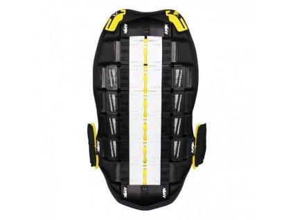 moto chranice knox apáteřový chránič Knox Aegis 6 Lady black/yellow/white
