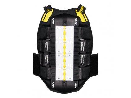 páteřový chránič KNOX AEGIS 4 dětský black/yellow/white