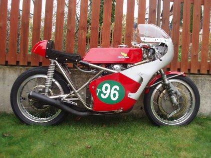 Honda CB 250 T Racing/2009-1