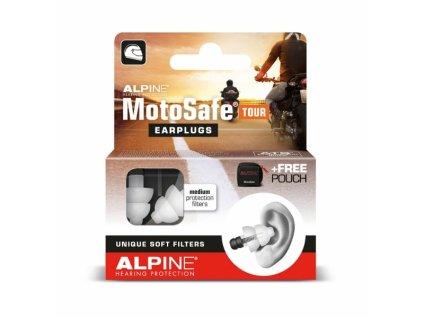 špunty do uší na motorku ALPINE MotoSafe - Tour