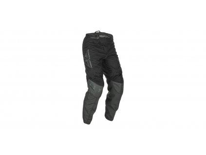 kalhoty FLY RACING F-16 2021 dětské černá/šedá