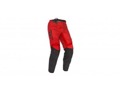 kalhoty FLY RACING F-16 2021 dětské červená/černá