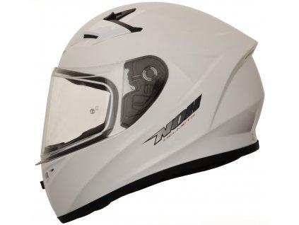 moto přilba NOX N961K dětská bílá