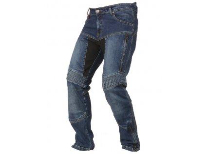 kevlarové jeansy AYRTON 505 modré