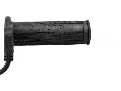 náhradní rukojeť levá pro vyhřívané gripy OXFORD Hotgrips Premium Touring