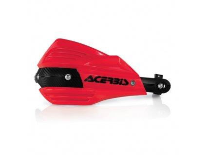 chránič páček ACERBIS X Factor červená