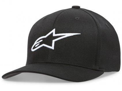 kšiltovka ALPINESTARS AGELESS HAT dámská, černá/bílá