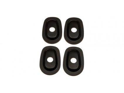 adaptéry OXFORD pro osazení blinkrů do kapotáží Yamaha (2 páry)