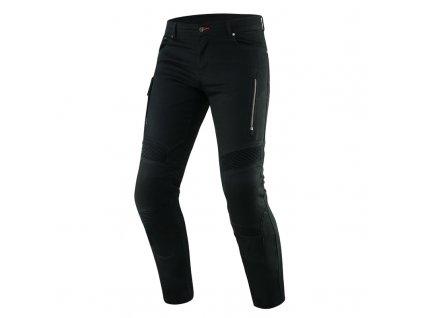 moto jeans REBELHORN VANDAL TWILL black