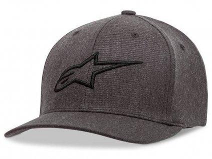 dětská kšiltovka ALPINESTARS AGELESS CURVE HAT šedá/černá