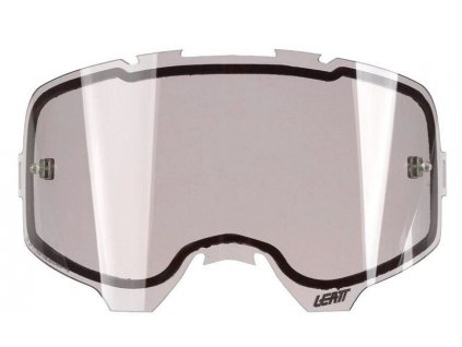 37091 dvojite sede sklo leatt velocity lens light grey dual