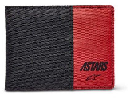 peněženka ALPINESTARS MX WALLET černá/červená