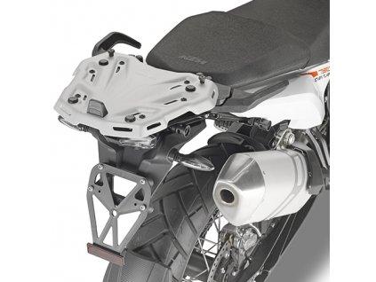 horní nosič GIVI SR7710 pro KTM Adventure 790/790R (19-20)/890 (21) pro kufr Monokey nebo Monolock