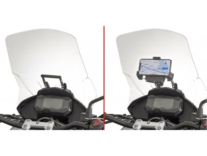 držák navigace do kapotáže GIVI FB5126 BMW G 310 GS (17-20)
