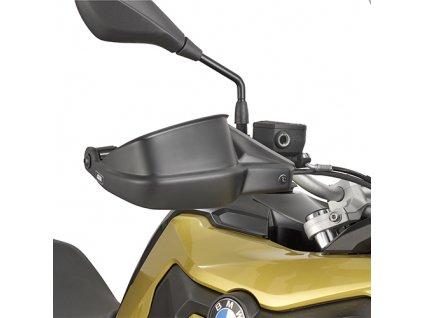 ochrana rukou z plastu GIVI HP5129 BMW F 750 GS (18-20), R 1200 R (15-18), R 1250 R (19-20)