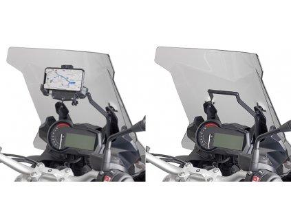 držák navigace do kapotáže GIVI FB5127 BMW F 750/850 GS (18-21)