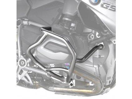 padací rámy spodní GIVI TN5108OX BMW R 1200 GS (13-18), R 1200 R/RS (15-18), nerezové