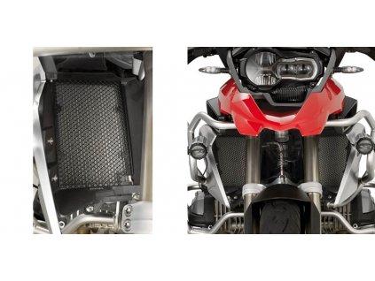 kryt chladiče motoru GIVI PR5108 BMW R 1200 GS (13-18), R 1200 GS A (14-18), R 1250 GS (19-21)