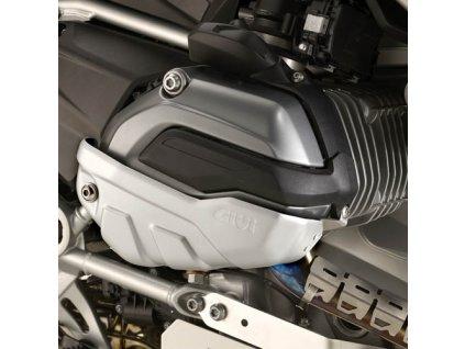 ochrana spodní části válců GIVI PH5128 BMW R 1250 GS (19-21), R 1250 R/RS/RT (19-20), anodizovaný hliník