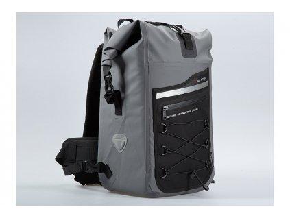 batoh SW-MOTECH Drybag 300 šedo/černý