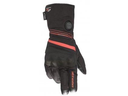 vyhřívané moto rukavice ALPINESTARS HT-5 HEAT TECH DRYSTAR 2022 černá