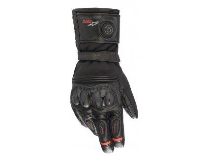 vyhřívané moto rukavice ALPINESTARS HT-7 HEAT TECH DRYSTAR 2022 černá
