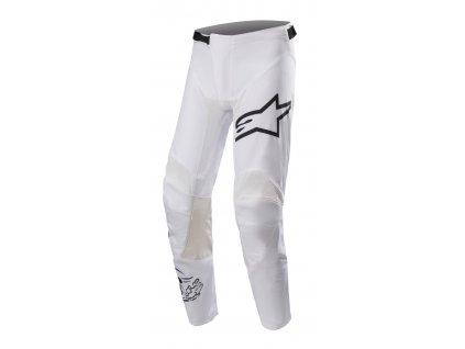 dětské MX kalhoty ALPINESTARS RACER 2021 limitovaná edice DIALED bílá/černá